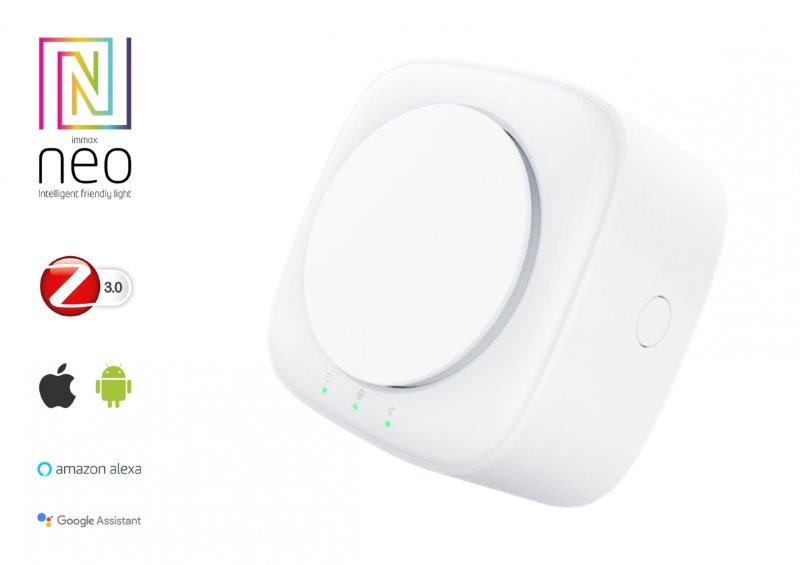 Immax 07043L NEO SMART BRIDGE + ALARM
