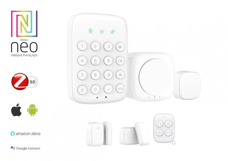 Immax 07044L NEO SMART SECURITY KIT