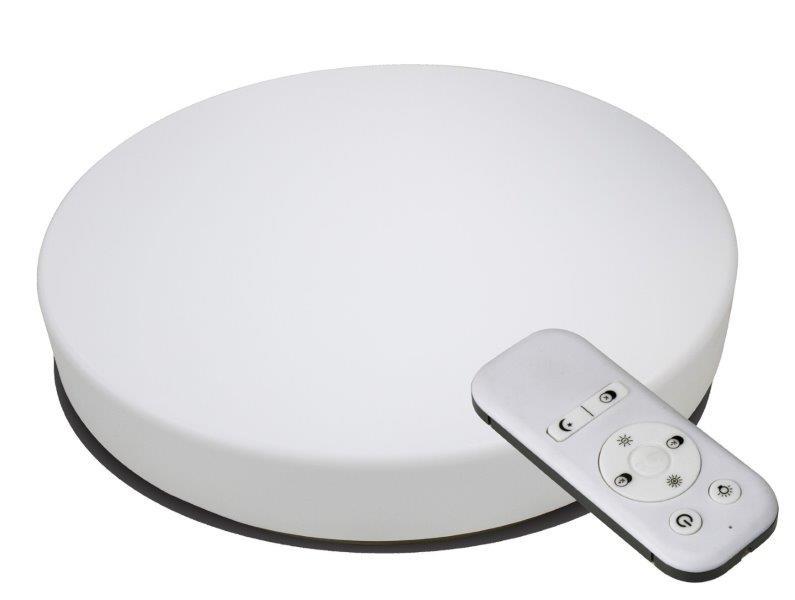 Immax 08220L LED stropní svítidlo CCT 40cm, stmívatelné s dálkovým ovladačem