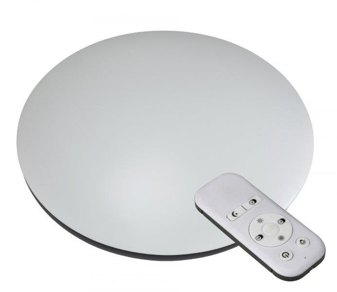 Immax 08224L LED stropní svítidlo CCT 60cm, stmívatelné s dálkovým ovladačem