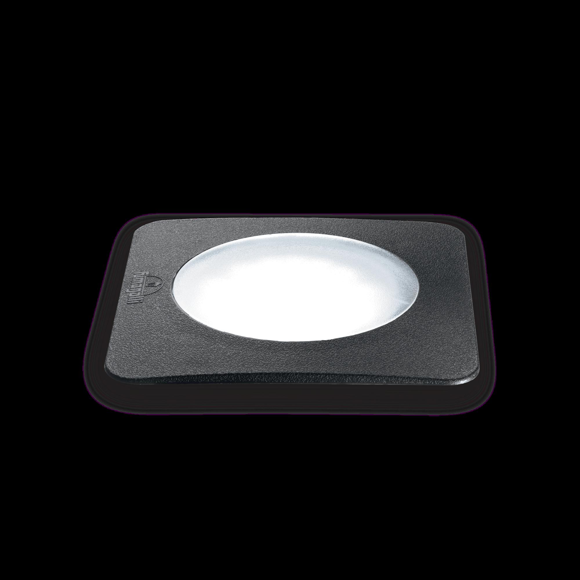Exteriérové zápustné svítidlo Ideal lux 120386 CECI PT1 SQUARE BIG 1xGX53 23W 4000K IP67