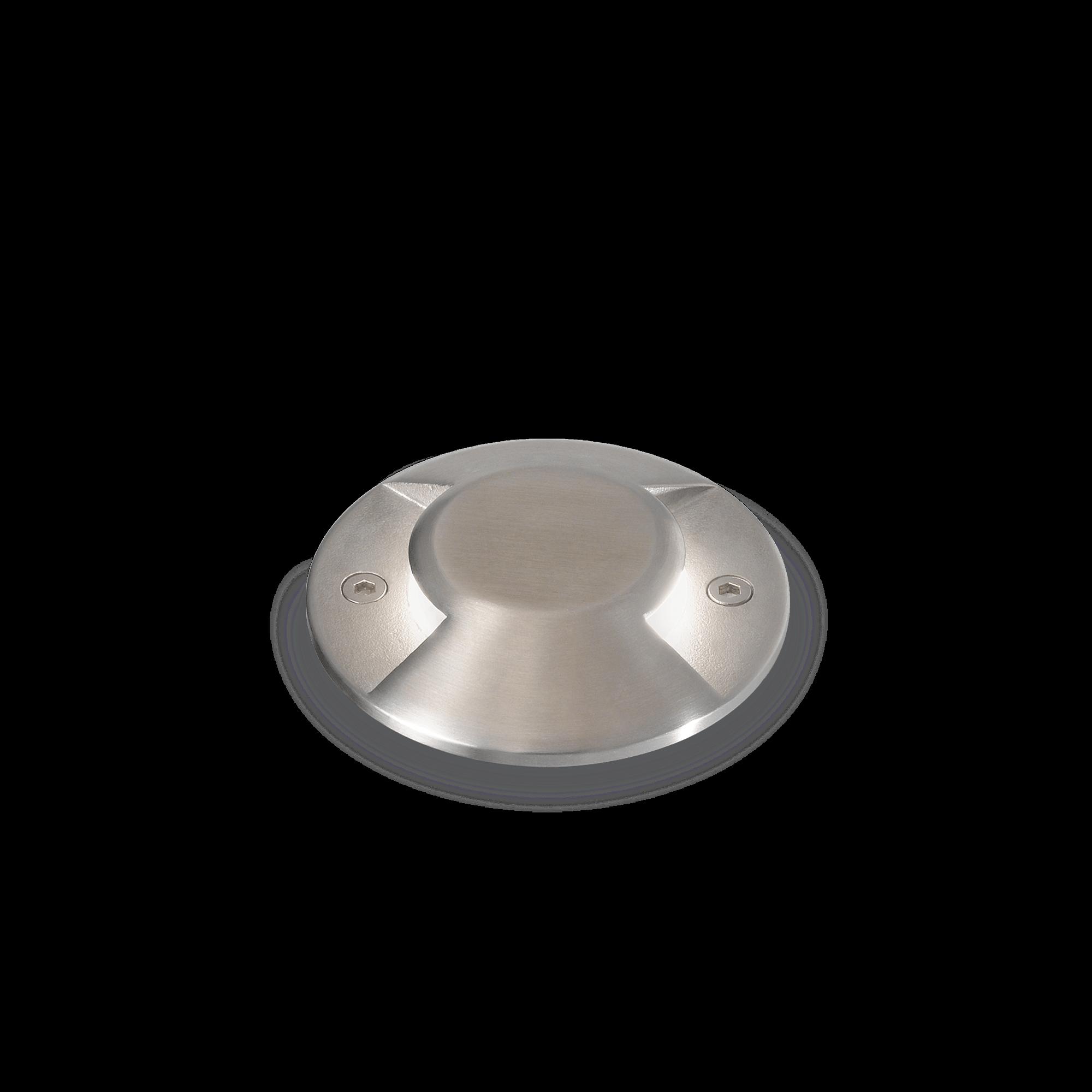 Exteriérové zápustné svítidlo Ideal lux 122021 ROCKET-2 PT1 1xLED 3W / 200lm 4000K IP65