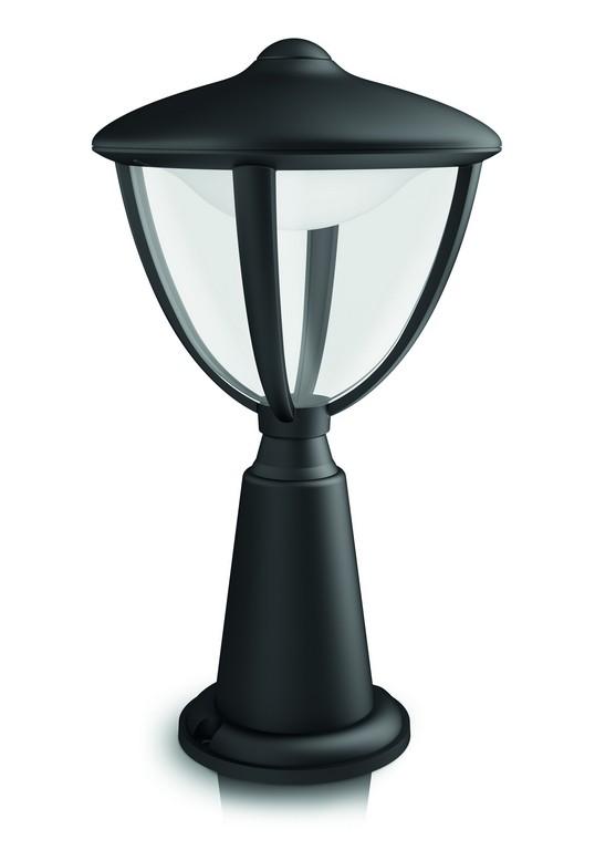 Philips 15472/30/16 myGarden Robin stojanové svítidlo black 1x4.5W 230V