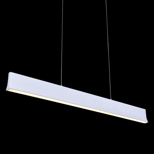 LUXERA 18414 OBLO závěsné svítidlo LED / 30W, 4000K, matná bílá