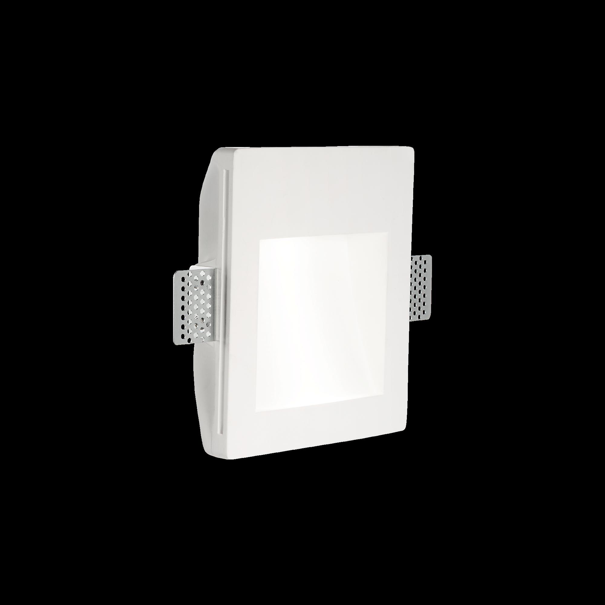 IdealLux 249810 WALKY-1 venkovní zápustné svítidlo 1W 60lm 3000K IP20 bílá
