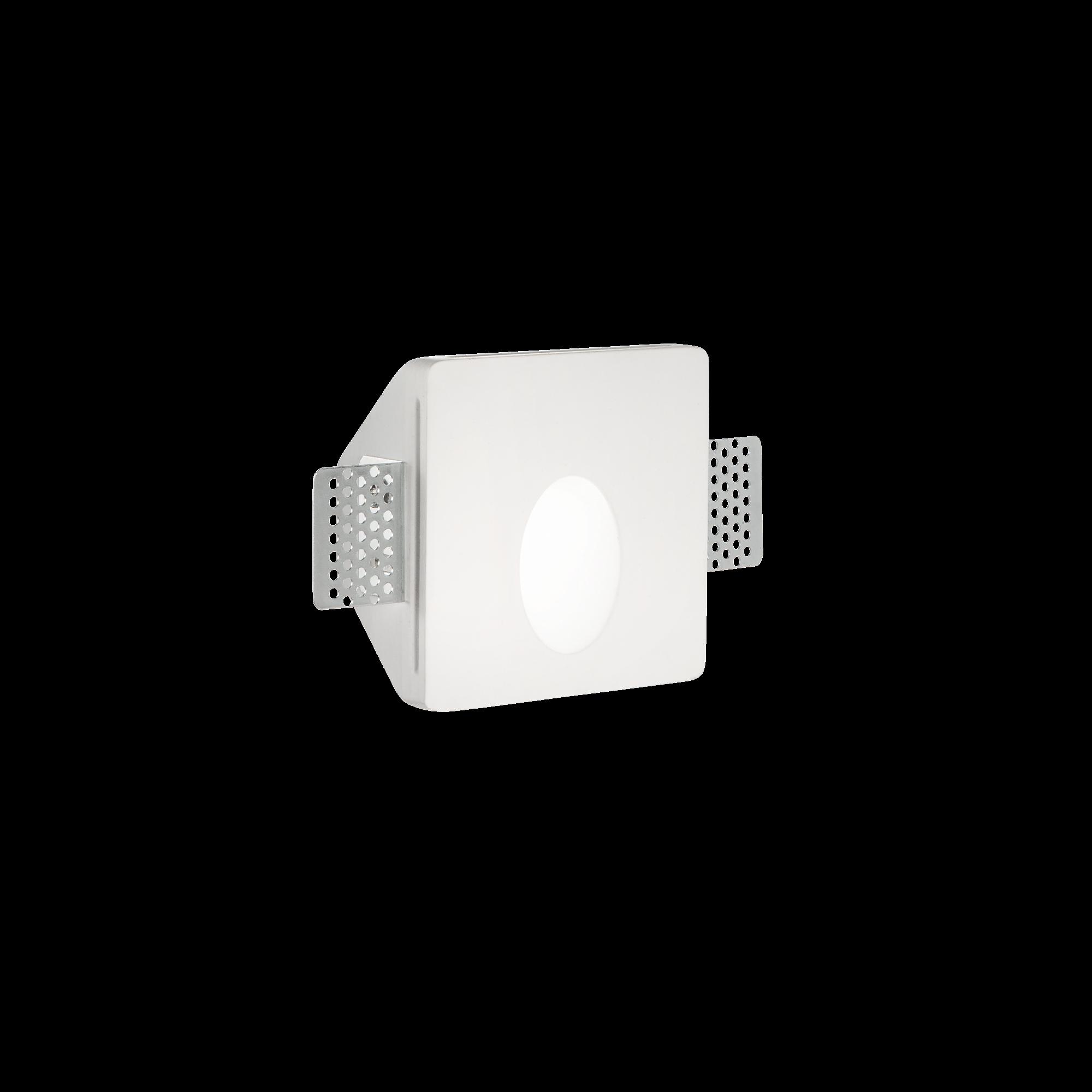 IdealLux 249834 WALKY-3 venkovní zápustné svítidlo 1W 60lm 3000K IP20 bílá