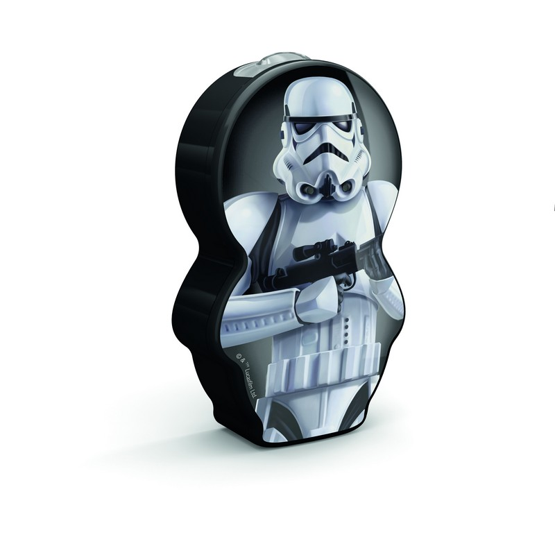 Philips 71767/97/16 Disney Star Wars LED baterka do ruky 2xAAA
