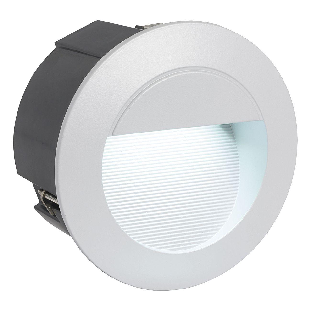 Eglo 95233 ZIMBA-LED zápustné exteriérové svítidlo do stěny 2,5W=320lm IP65