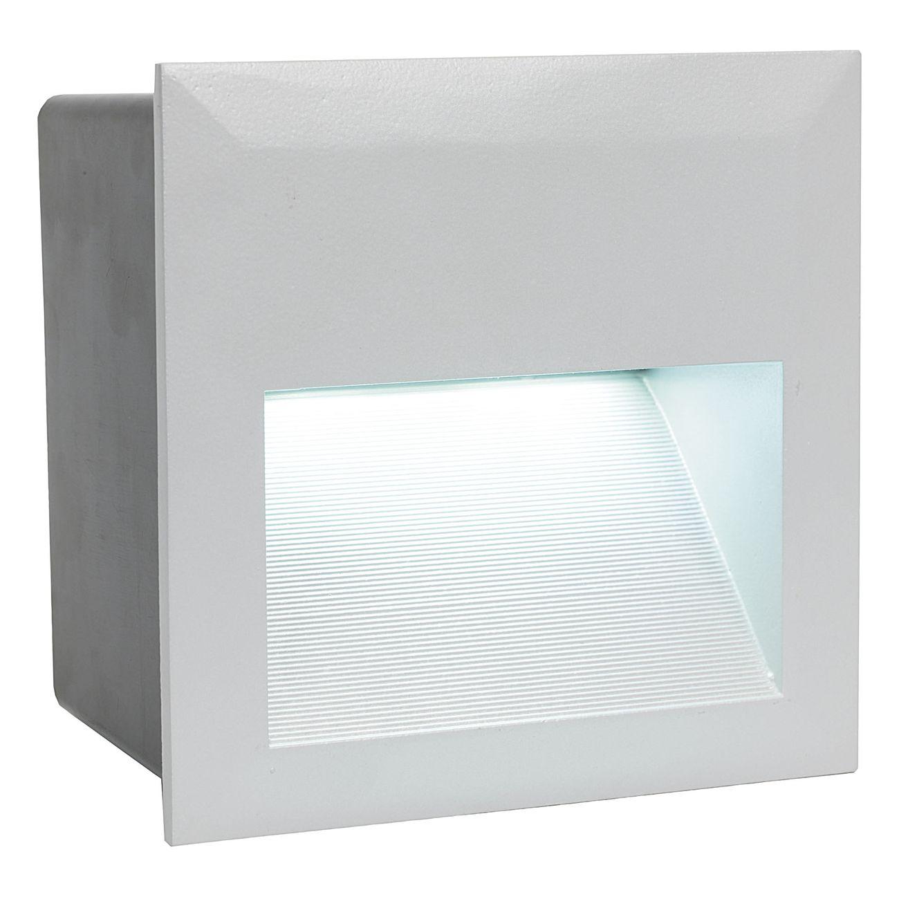 Eglo 95235 ZIMBA-LED zápustné exteriérové svítidlo do stěny 3,7W=400lm IP65