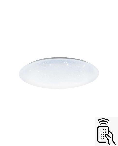 Eglo 98459 Totara-C Stropní svítidla LED 43W 2765K bílá + dálkový ovladač