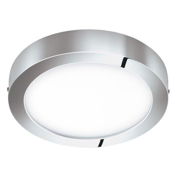 Eglo 98559 FUEVA-C Stropní svítidla LED 21W 2765K IP44 chrom / bílá