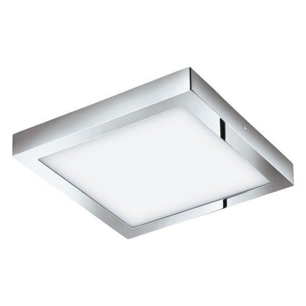 Eglo 98561 FUEVA-C Stropní svítidla LED 21W 2765K IP44 chrom / bílá