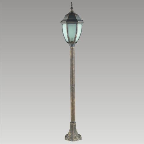Prezent 39011 Lido venkovní sloupkové svítidlo 1x60W IP44