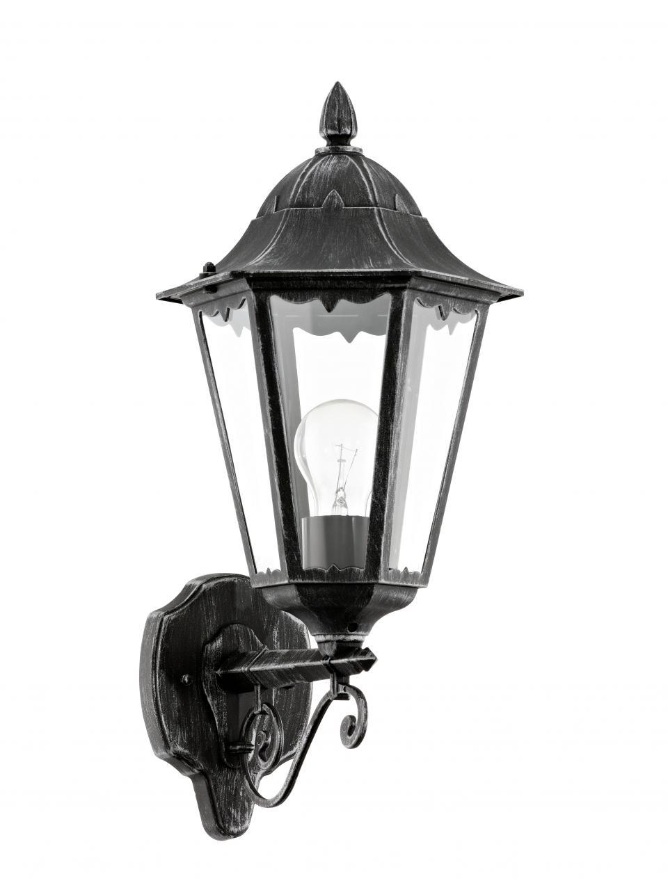 EGLO 93457 NAVEDO exteriérové nástěnné svítidlo E27 1x60W