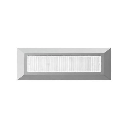 Emithor 48310 RADIX povrchové svítidlo LED/4W, GREY, 4000K,IP65