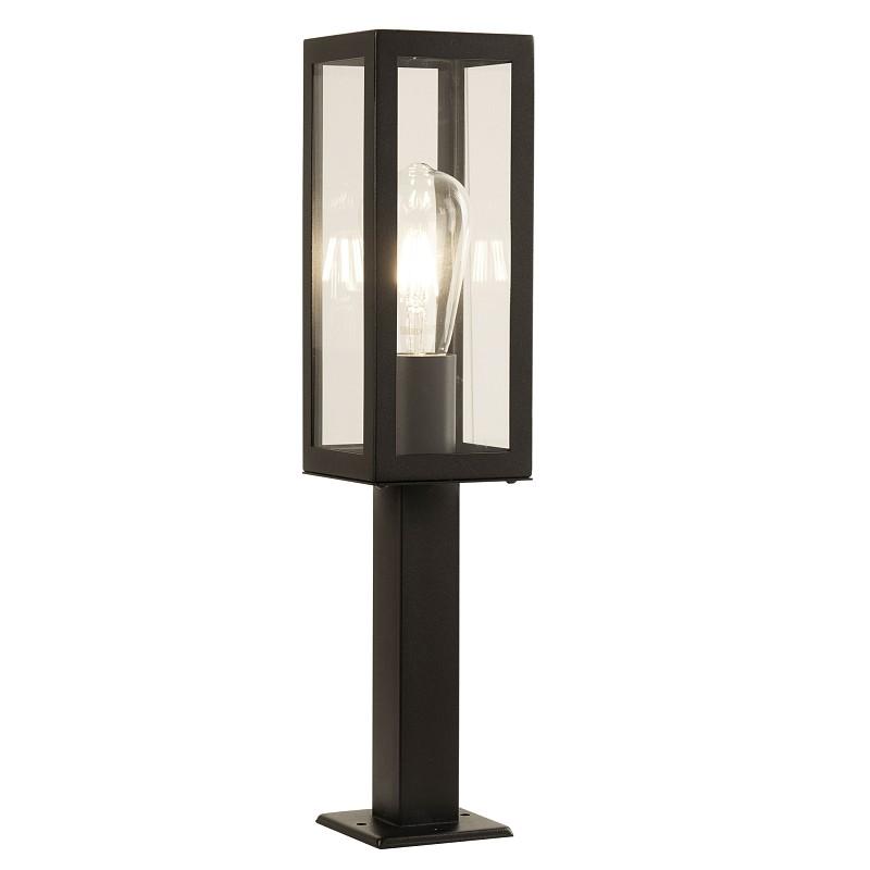 Searchlight 6441-450BK LED OUTDOOR venkovní sloupek E27 1x7W IP44