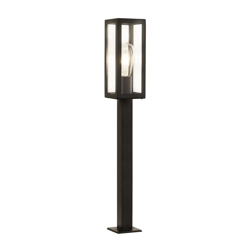 Searchlight 6441-900BK LED OUTDOOR venkovní sloupek E27 1x7W IP44