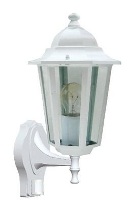 Rabalux 8216 Velence exteriérové nástěnné svítidlo se senzorem 1xE27 bílá