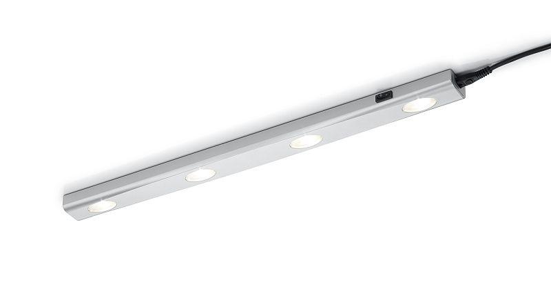 TRIO 273170487 Aragon svítidlo pod kuchyňskou linku LED 4x1W 80lm 3000K