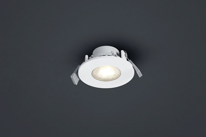 TRIO 629510101 Compo Recessed lighting LED 1x4W 345lm 3000K IP65