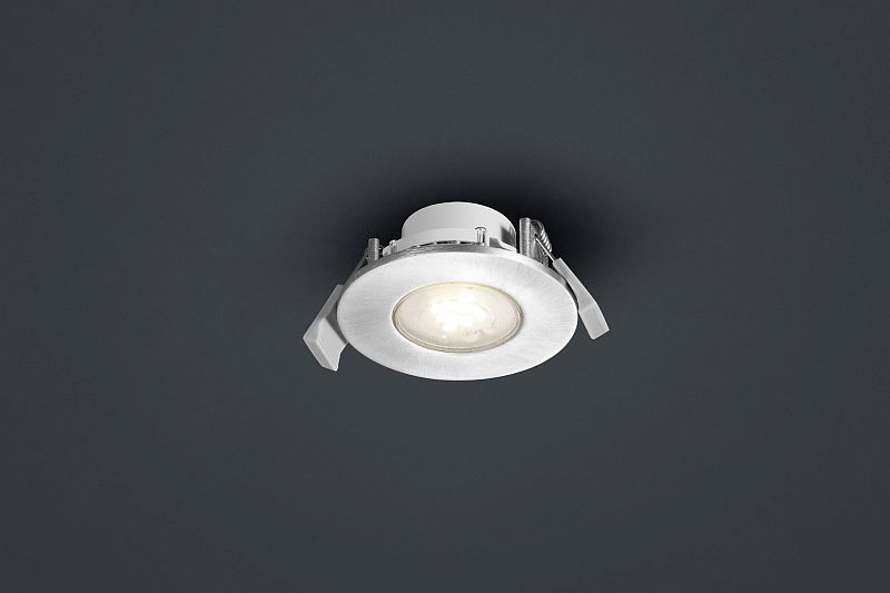 TRIO 629510105 Compo Recessed lighting LED 1x5W 380lm 3000K IP65