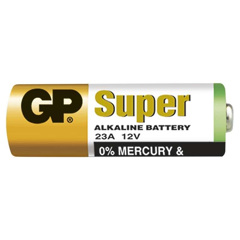 B1300 Baterie GP alkalická speciální 12V 23AF