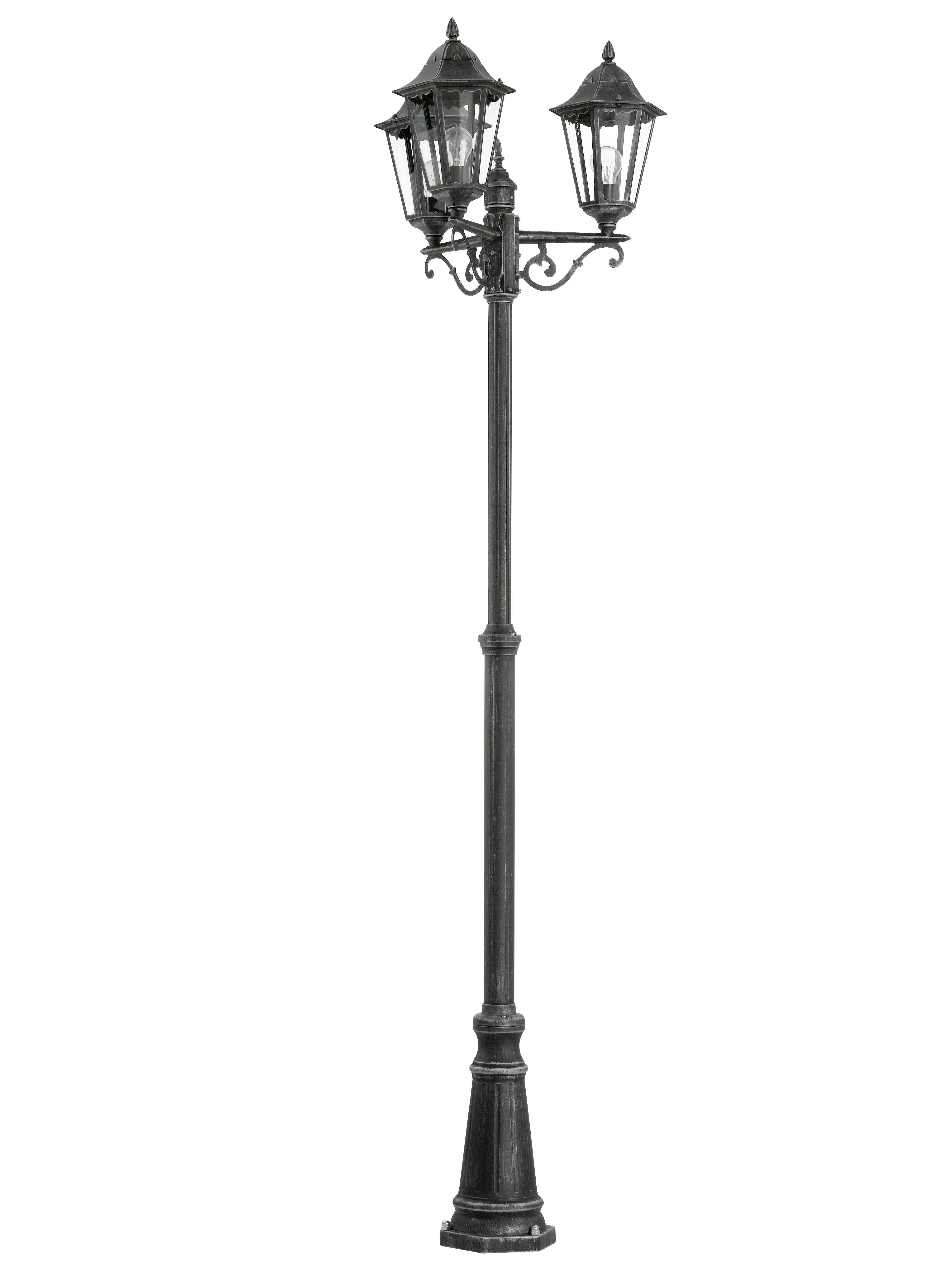 EGLO 93465 NAVEDO exteriérové stojanové svítidlo E27 3x60W