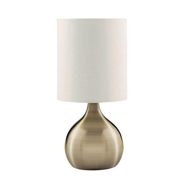 Searchlight EU3923AB TOUCH LAMPS dotyková lampička 1xE14